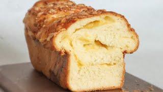 ВОЗДУШНЫЙ ЧЕСНОЧНЫЙ ХЛЕБ С СЫРОМ Cheesy garlic bread recipe