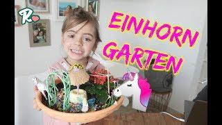 Lamiyas Magischer Einhorn Garten / My Fairy Garden | Frühling für zu Hause /