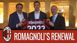 """Alessio Romagnoli interview: """"Here for many years and to win"""""""