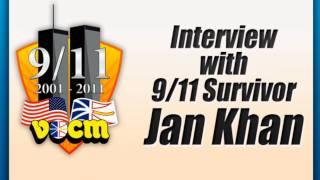 Interview with Jan Khan - 9/11 Survivor - VOCM News