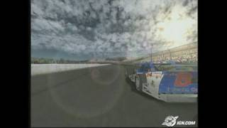 NASCAR 2005: Chase for the Cup PlayStation 2 Gameplay -