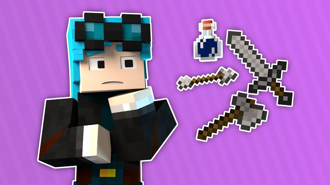 What games does dantdm play