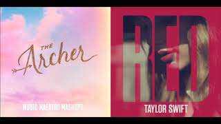 """The Red Archer"" [Mashup] - Taylor Swift"