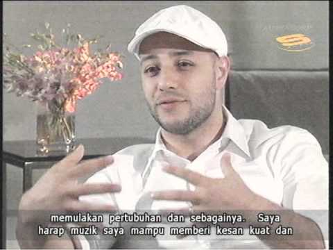 FULL EPISODE - Superstar Singer MAHER ZAIN Interviewed by DAUD YUSOF in BICARA