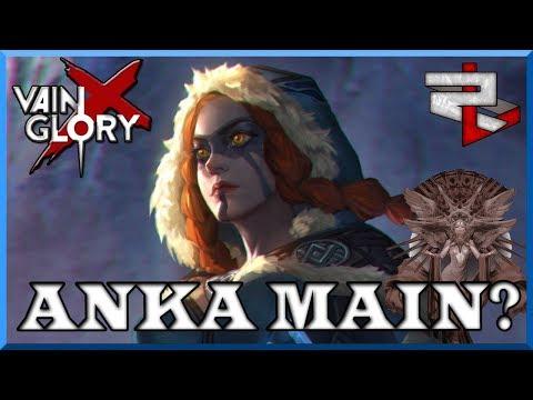 I'M ADDICTED TO PLAYING ANKA!! Vainglory 5v5