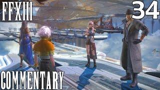 Final Fantasy XIII PC Walkthrough Part 34 - The Palamecia