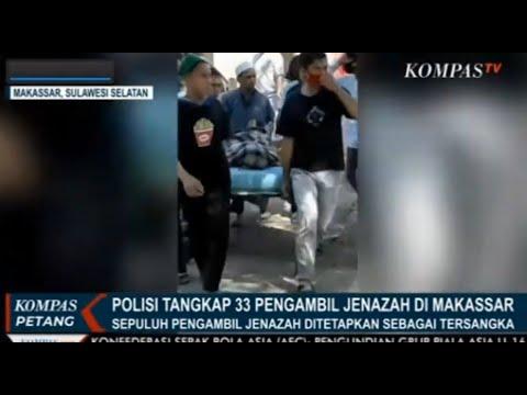 Kepolisian Makassar Tetapkan 10 Tersangka Pengambil ...