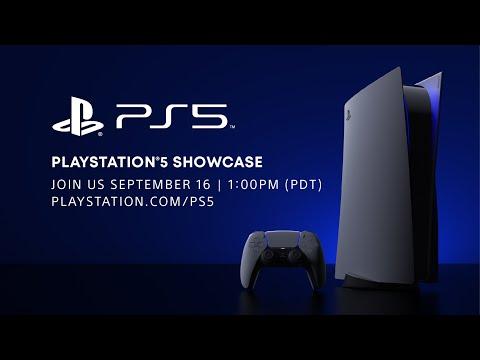 Evento Playstation 5 Showcase
