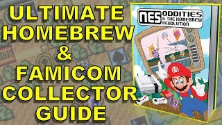 NES Oddities & The Homebrew Revolution BOOK REVIEW | Famicom & PAL Collecting Guide | Rewind Mike