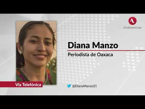 Gol simbólico y exigencias de justicia en el último adiós de Alexander en Oaxaca