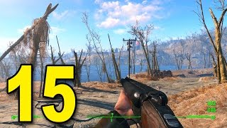 Fallout 4 - Part 15 - Ghoul Problems Let s Play Walkthrough Gameplay