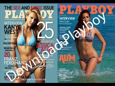 playboy magazine download