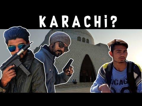 The Karachi City - Nadeem Hameed