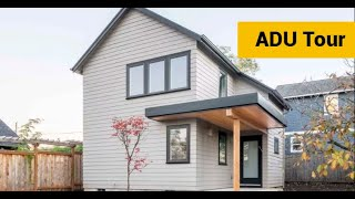 Adu Tour W/ Loft + Tips On How To Get Started With Your Granny Flat! | Maxable