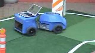 Armadillo - Autonomous Robot Vehicle