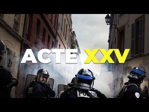 #GILETSJAUNES : ACTE 25 — TOULOUSE (POV PHOTOGRAPHE)