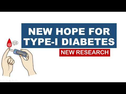 NEW HOPE FOR TYPE-1 DIABETES