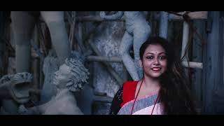 Rupang Dehi II collaboration with PASSION FOR FASHION, 2020 II Durga Stotram II Snita Pramanik Ghosh