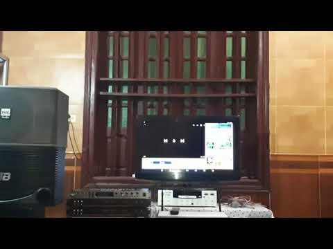Tes karaoke loa bmb csn 455 xịn và zin