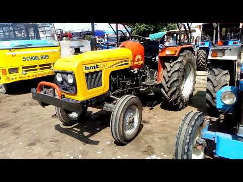 HMT 4022 tractor model 2011 full feature & specification