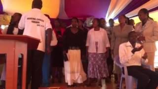 CCIC Choir-Bila wewe yesu mimi si kitu