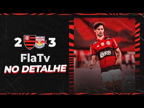 Programa No Detalhe: melhores momentos Flamengo 2 x 3 RB Bragantino
