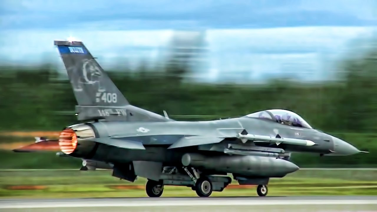 Red Flag Alaska O Tactical Air Combat Exercise