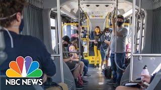 Coronavirus Deaths In Utah Double Over Two Weeks   NBC News NOW