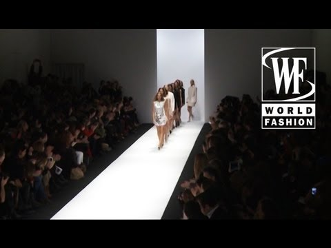 Vanessa Bruno Fall-Winter 2013-14. Backstage with World Fashion Channel