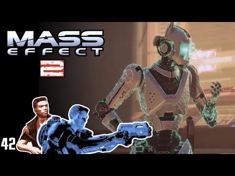 Mass Effect 2 - Being a Robot - Part 42
