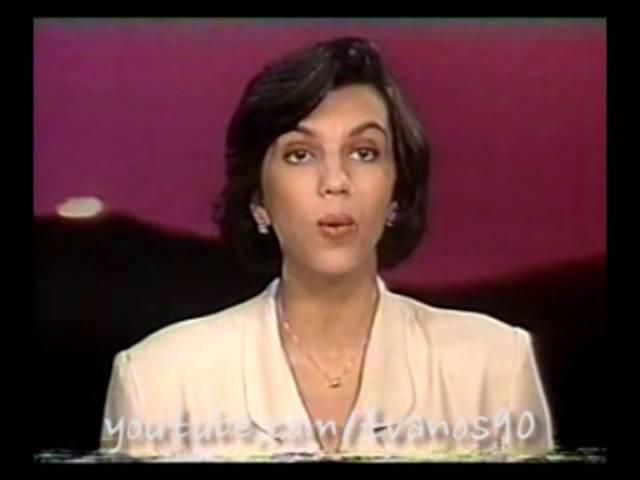 Chamada Rio em Manchete com Ana Paula Araújo Parte 01