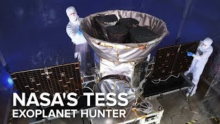 Astrophysicist and planetary scientist from MIT, Sara Seager, discusses the mission of NASA's Transiting Exoplanet Survey Satellite (TESS) and how we will search for new exoplanets and extraterrestria