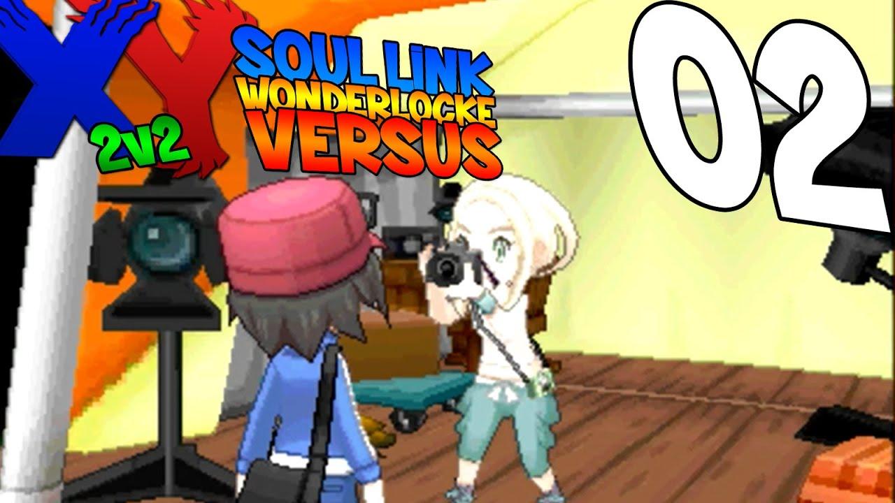 Download Pokémon X/Y Soul Link Wonderlocke Versus 2v2- Dysfunctional Family Ep. 2