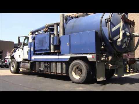 Lafayette, Indiana Wastewater Treatment Plant Video