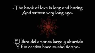 The Book OF Love - Peter Gabriel
