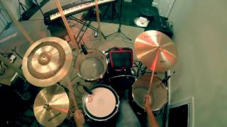 Glory To Glory-Bethel Live Drum Cover