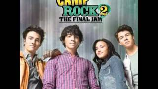 Camp Rock 2 / Tear It Down FULL HQ w/LYRICS