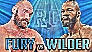 Thoughts on Tyson Fury vs Deontay Wilder