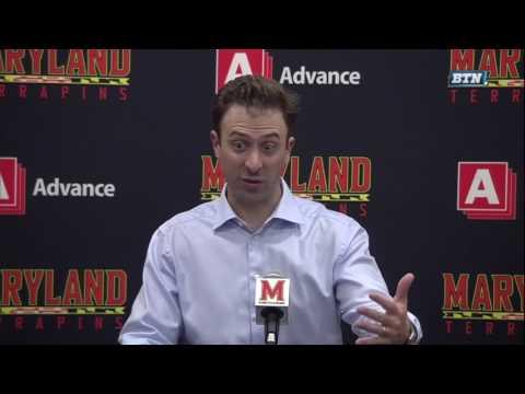 Richard Pitino Post-Game Press Conference Following Maryland Win