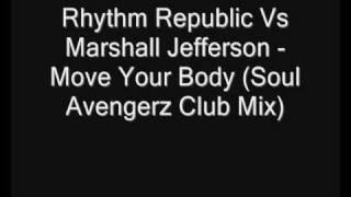 Play Body Rock [Club Edit]