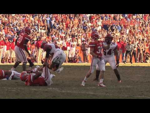 Gator Football: Blocked Punt Beats Louisiana