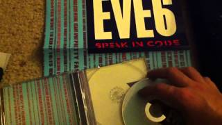 Eve 6 Speak In Code Unboxing