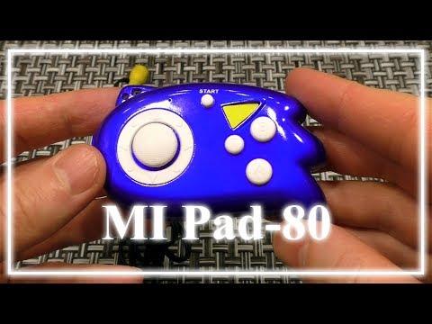 Разбзор MiPad-80 - Карманная приставка к телевизору