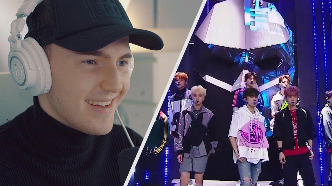 1st Live Stage   TREASURE - BOY 'SBS Inkigayo   The Duke [Reaction]