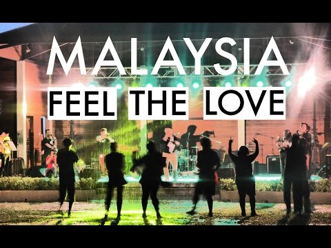 Travel video of Malaysia: Feel the love
