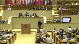 O prezydencji Litwy i