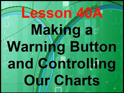 Mql4 Lesson 40a Making a Warning Button - YouTube