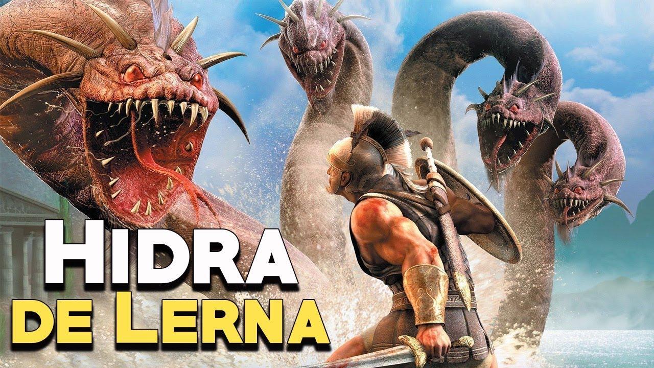 Hidra de Lerna: el Monstruo del Pantano - Mitología Griega - Mira la história