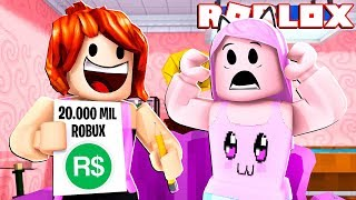 ALL SHE DRAWS i'LL HAVE TO BUY (Roblox-MeepCity)