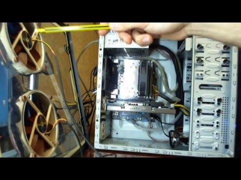 видео: Правильное охлаждение и борьба с пылью в компьютере by artem kapelyukha